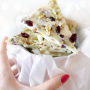 White Chocolate Fruit & Nut Bark