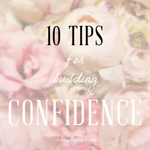 how to speak with confidence tips