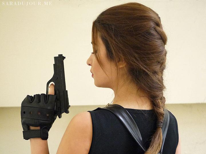 Lara Croft: Tomb Raider Halloween Costume | Sara du Jour