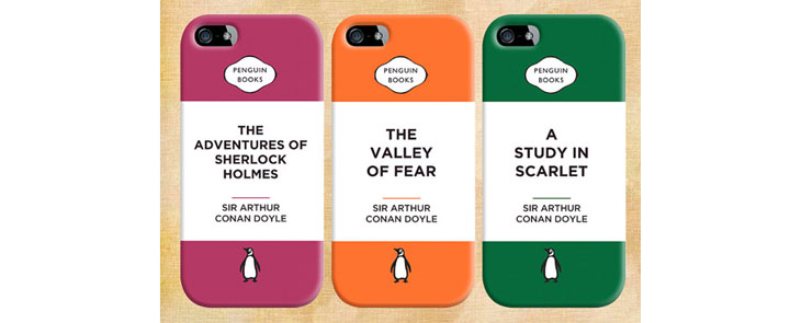 Penguin Book Phone Cover ~ The ultimate holiday gift guide ideas for everyone