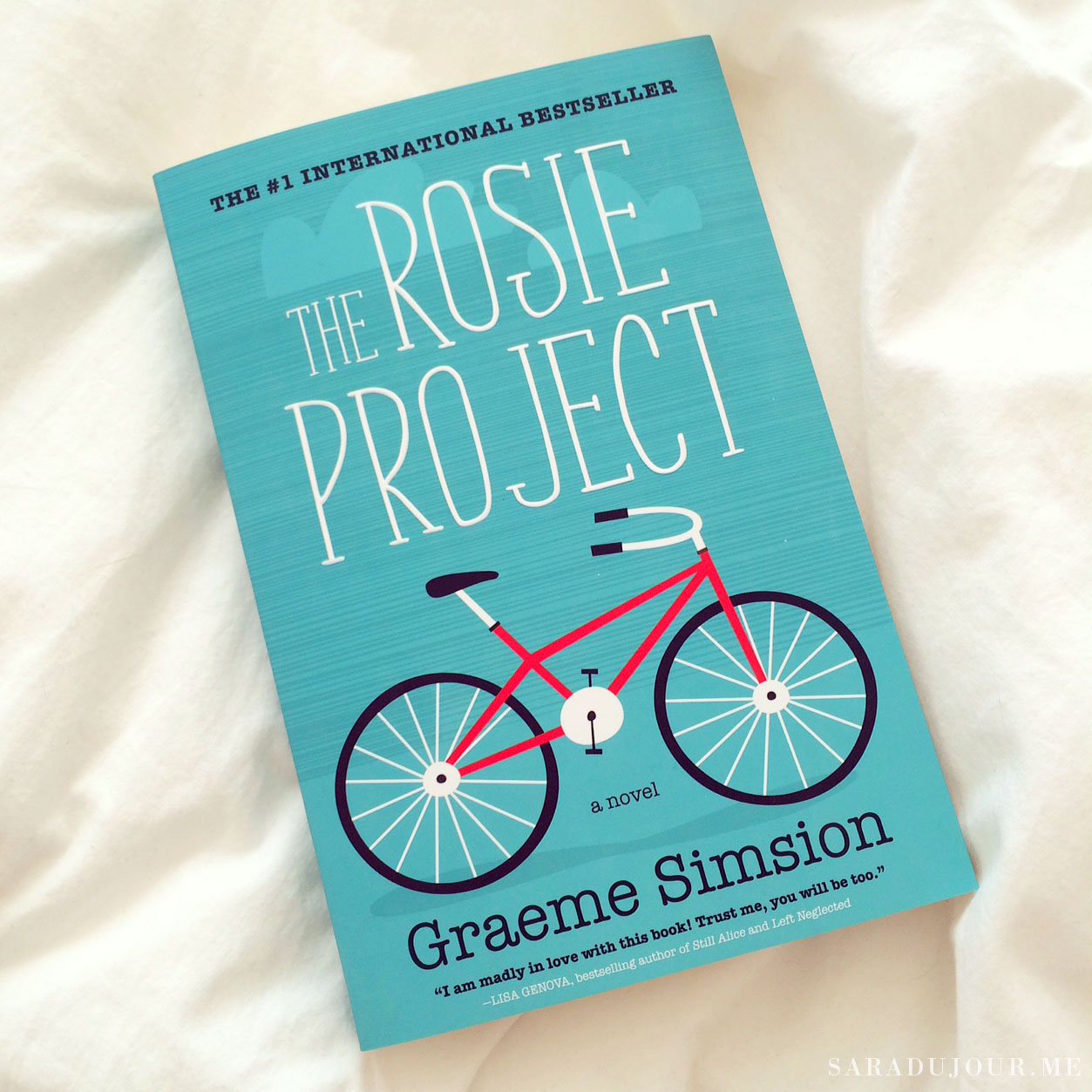Book Review: The Rosie Project | Sara du Jour