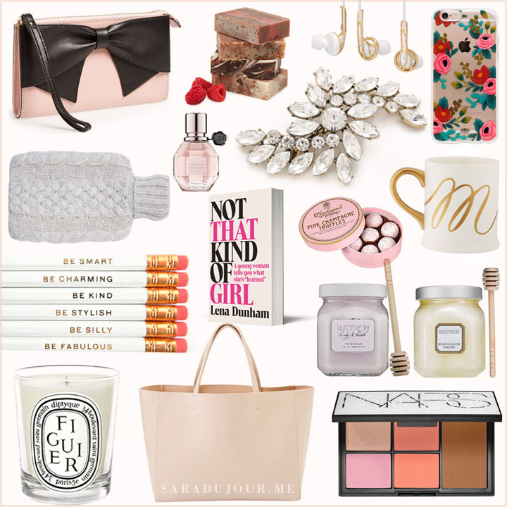 The Ultimate Holiday Gift Guide | Sara du Jour