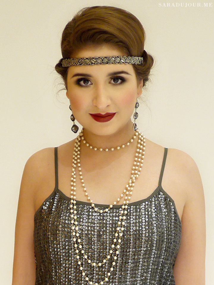 A 1920s Gatsby Christmas Party Sara Du Jour