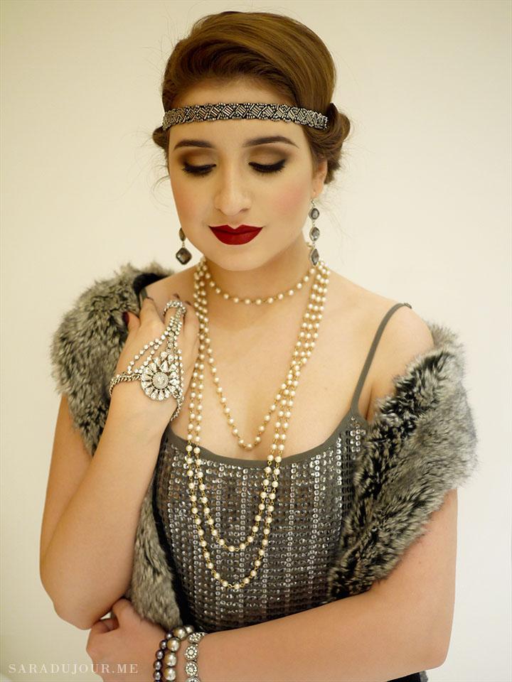 A 1920s Gatsby Christmas Party U2022 Sara Du Jour