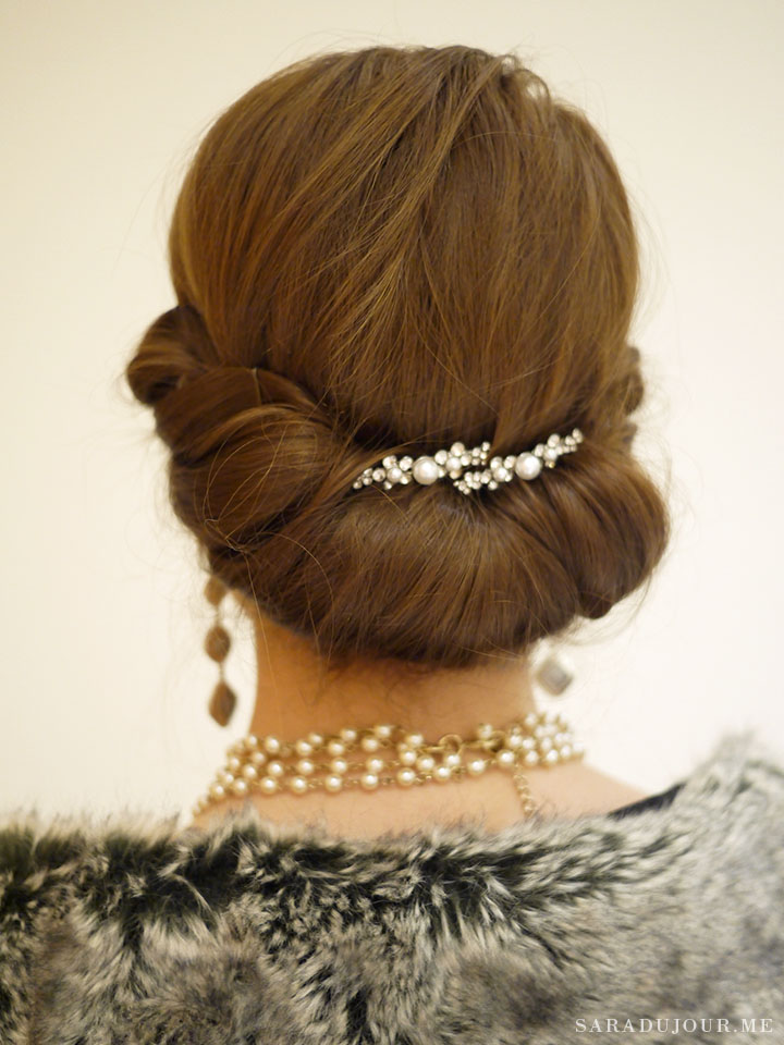 A 1920s Gatsby Christmas Party  Sara du Jour - 1920S Hairstyles For Long Hair