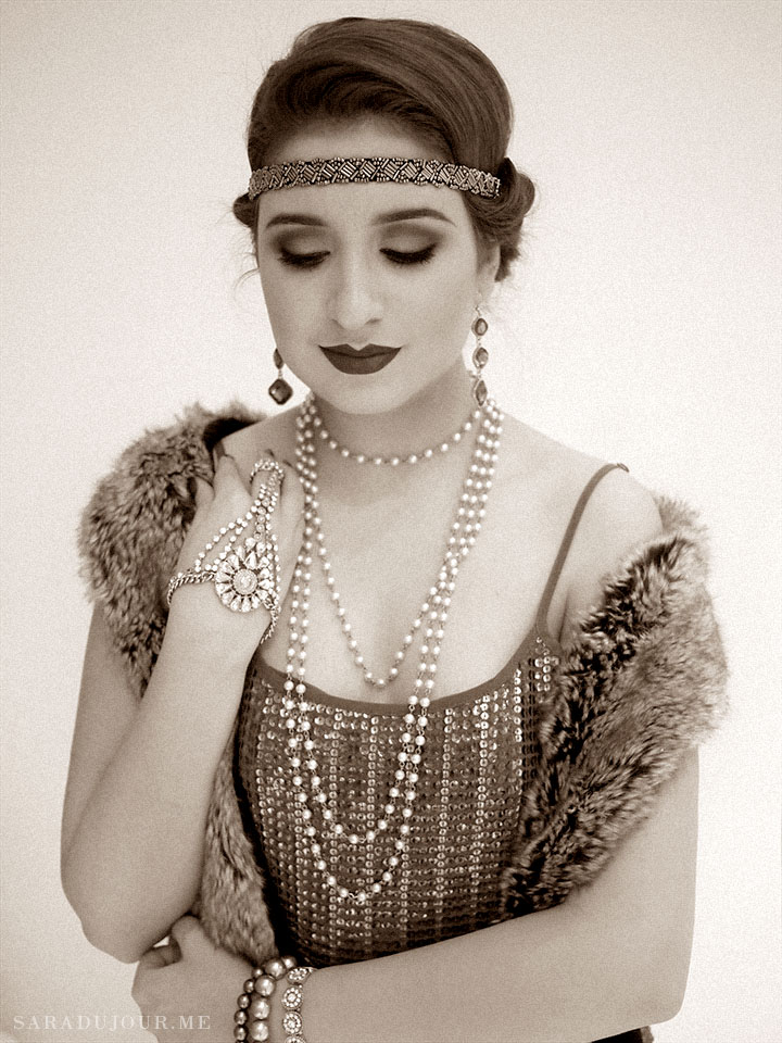 1920s Gatsby Costume Party | Sara du Jour