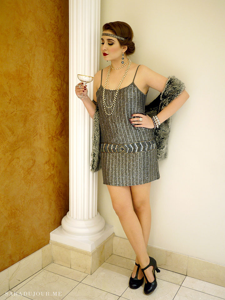 A 1920s gatsby christmas party sara du jour 1920s gatsby costume party sara du jour solutioingenieria Gallery