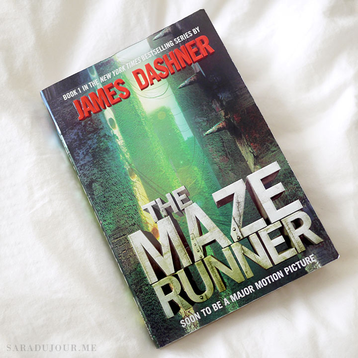 The Maze Runner Book Review | Sara du Jour
