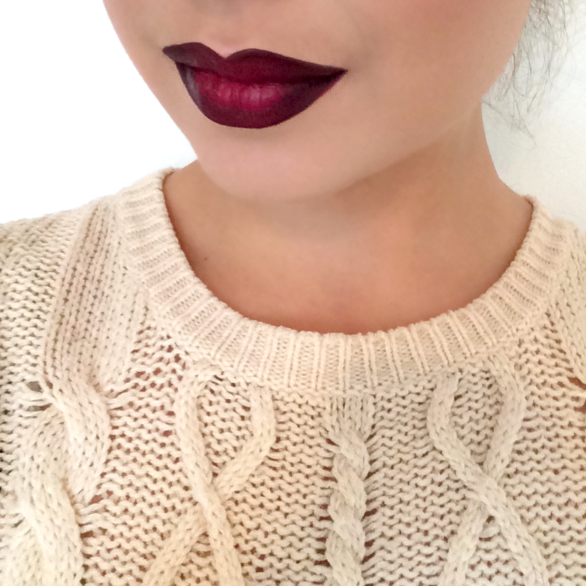 MAC Nightmoth Ombre Lip | Sara du Jour