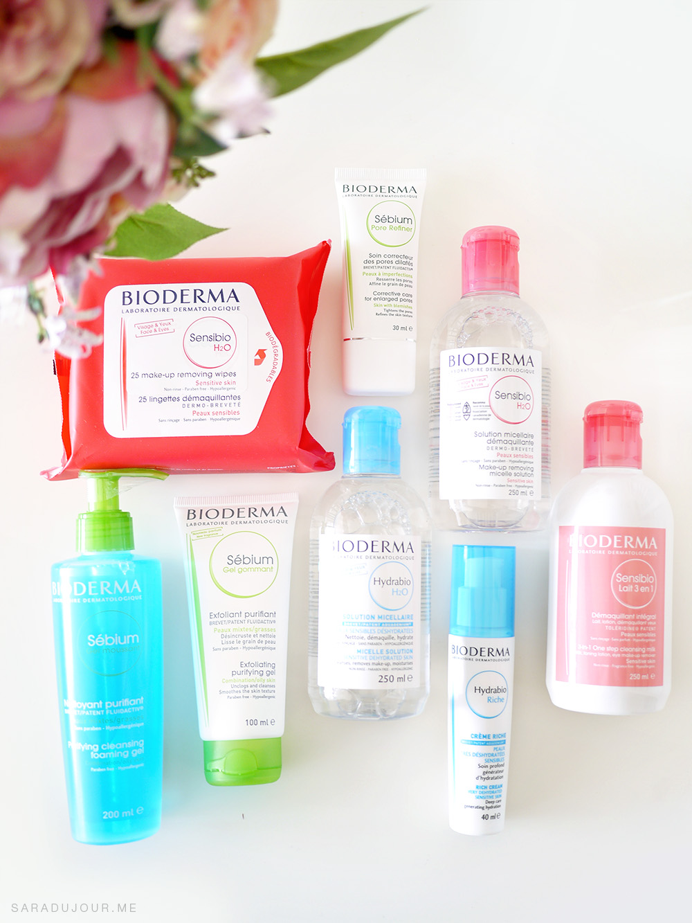 Bioderma Skin Care Review | Sara du Jour