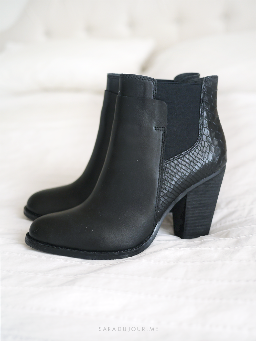 Boot and Shoe Haul |Sara du Jour