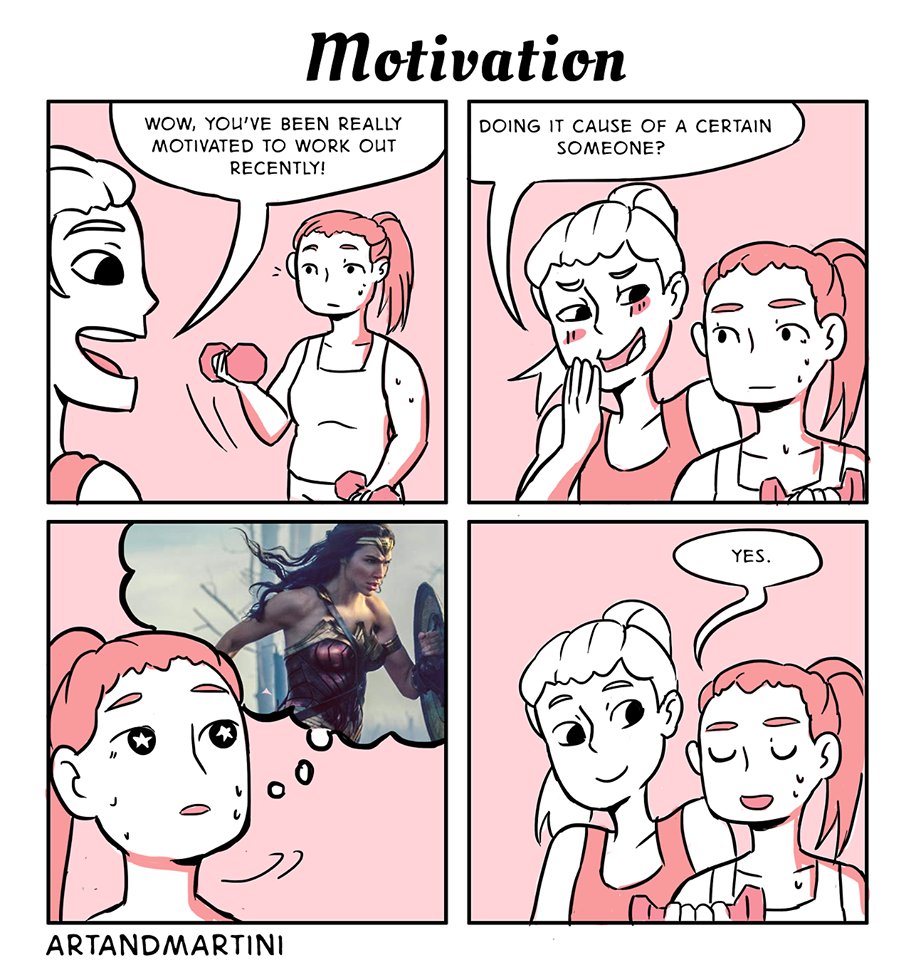 dianaworkoutcomic