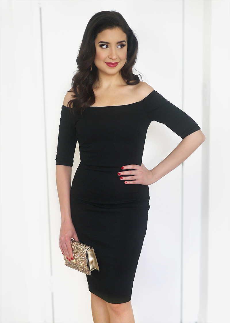 Holiday Party Style: The LBD | Sara du Jour