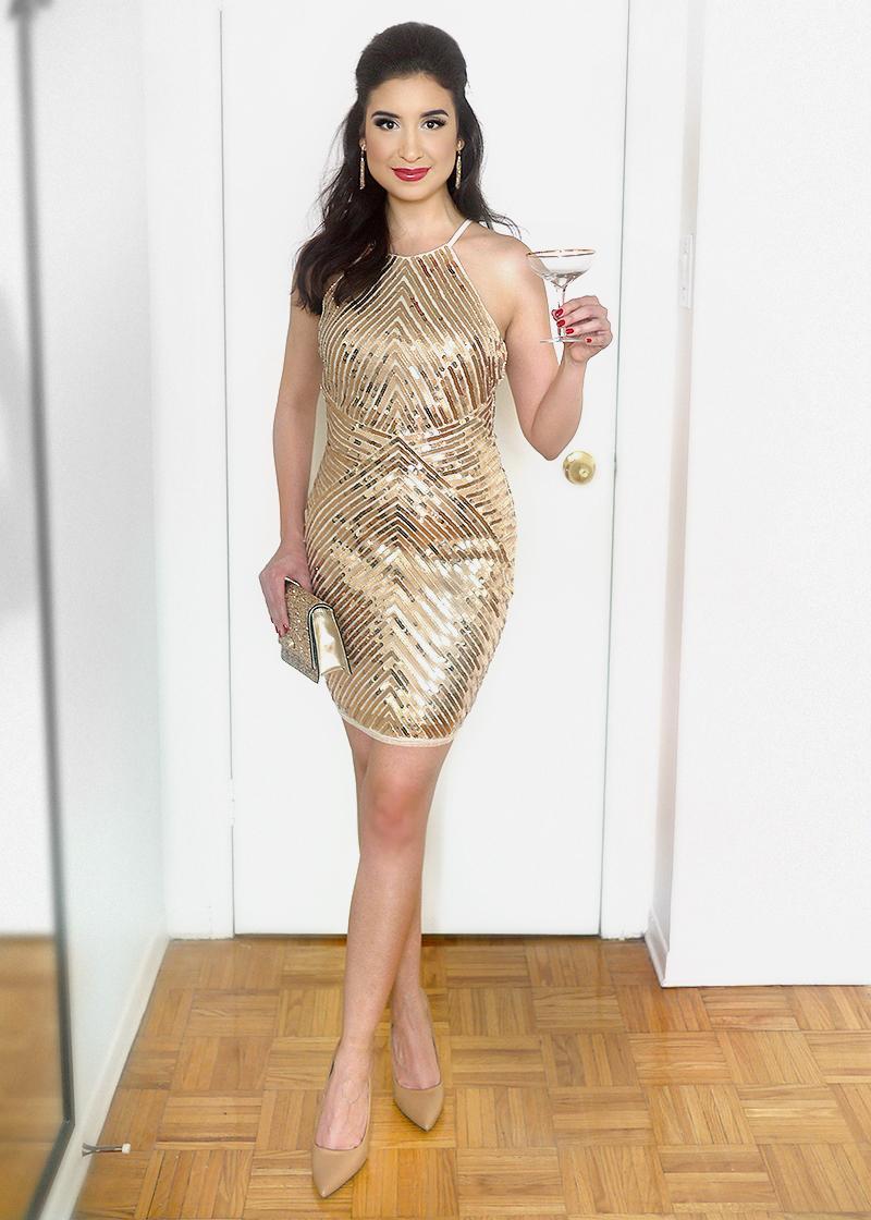 new year s eve sequin party dress sara du jour sara du jour