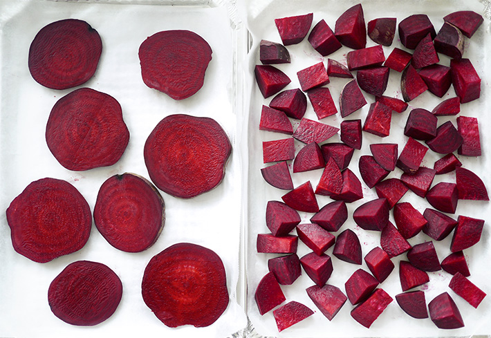 Vegan Valentine's Day Pink Pasta | Sara du Jour