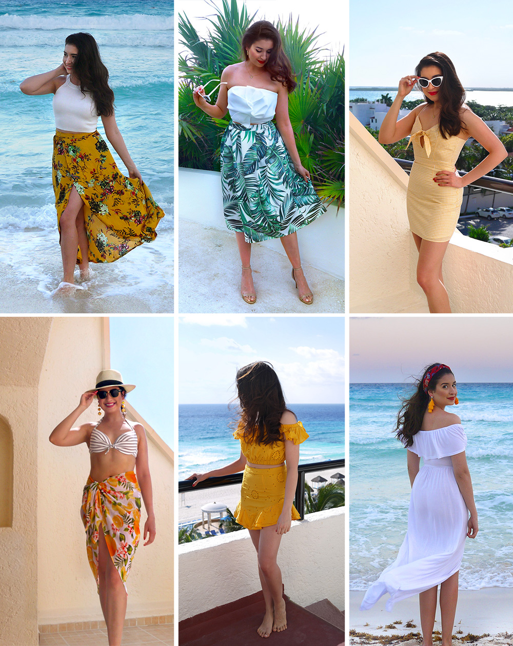 What to Wear to a Resort Vacation | Sara du Jour