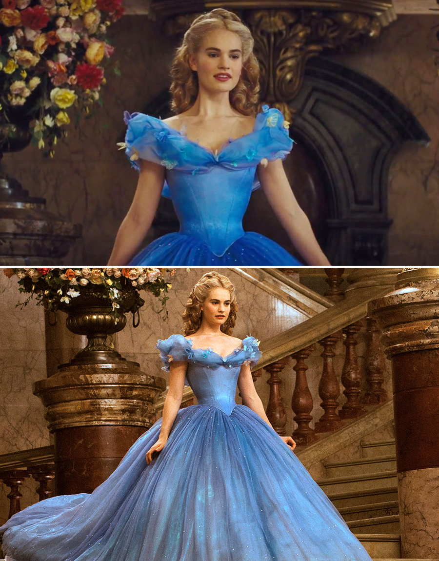 Cinderella Live Action Dress