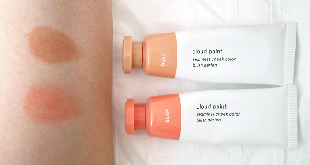 Glossier Review - Cloud Paint | Sara du Jour
