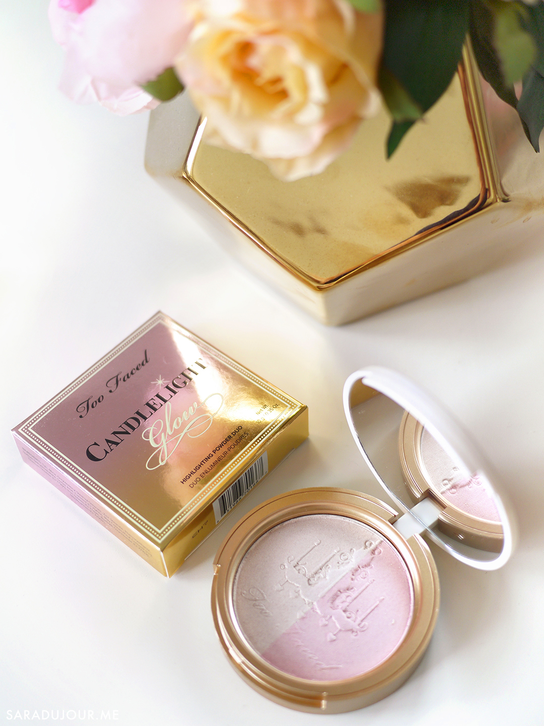 Too Faced Candlelight Glow | Sara du Jour