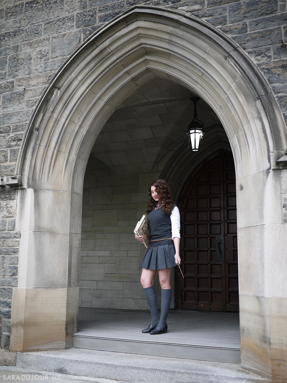Hermione Granger Cosplay | Sara du Jour