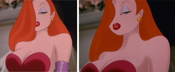 Jessica Rabbit References | Sara du Jour
