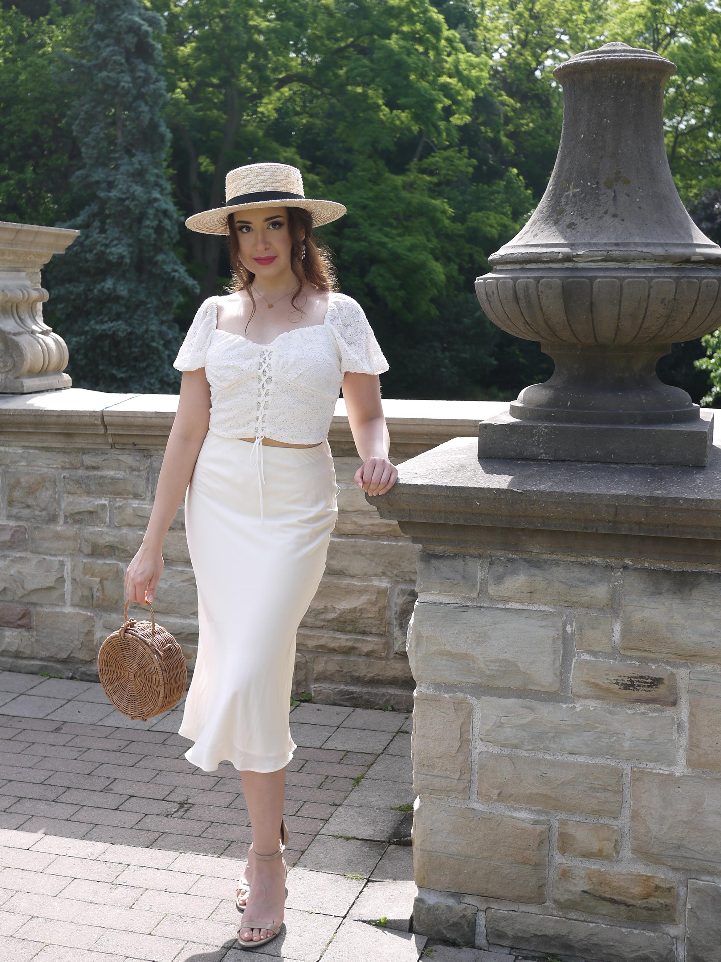 Racetrack Outfit | Sara du Jour