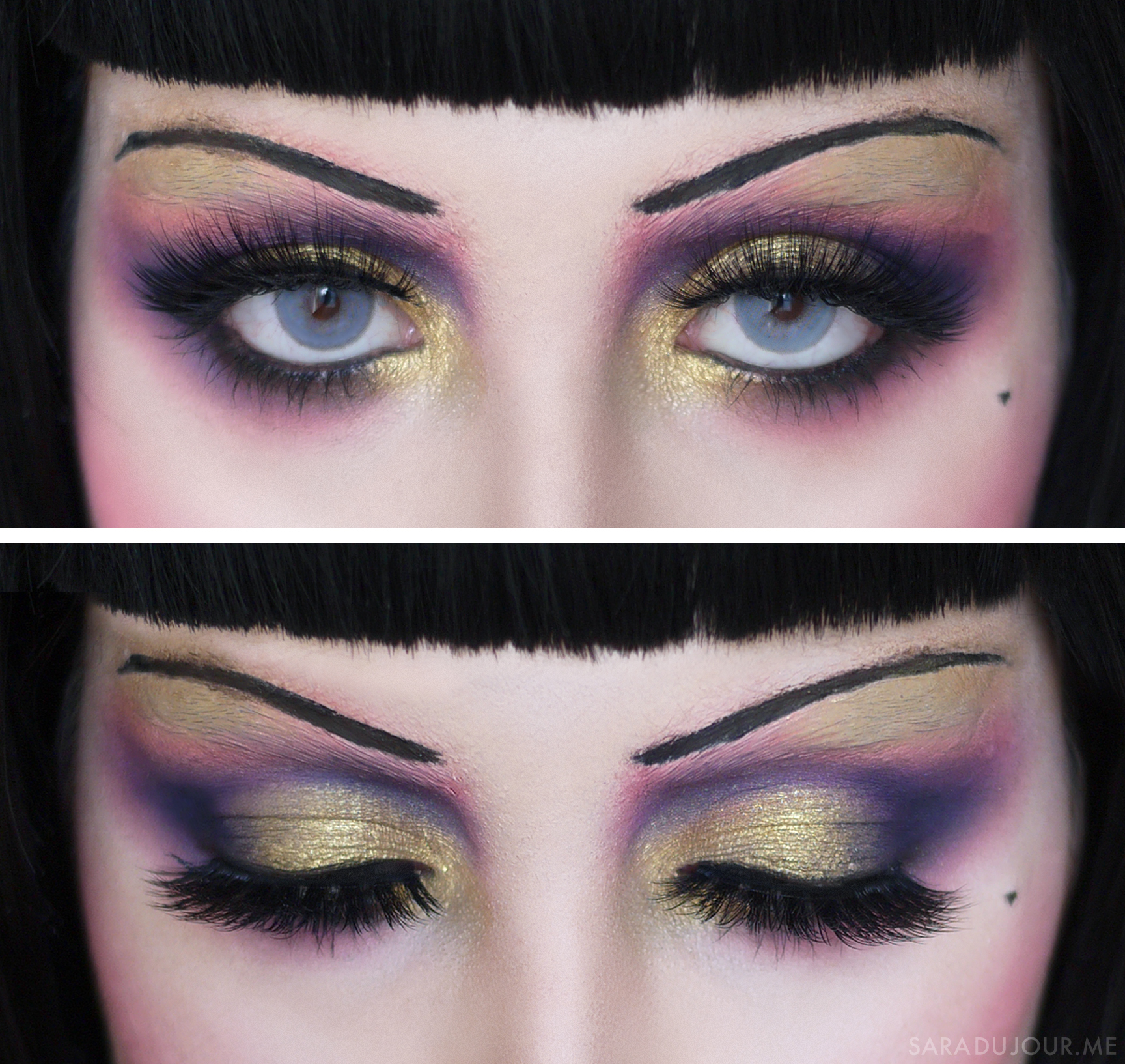 1920s Makeup: Pat McGrath x John Galliano | Sara du Jour