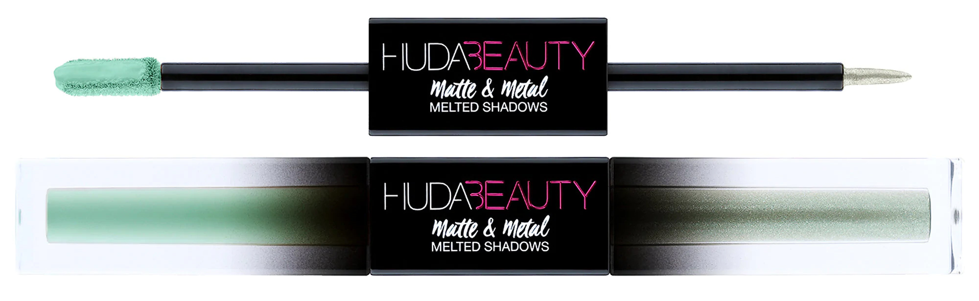 Huda Beauty Matte & Metal Minted