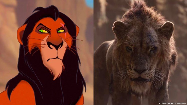 Scar Lion King Drag Makeup | Sara du Jour
