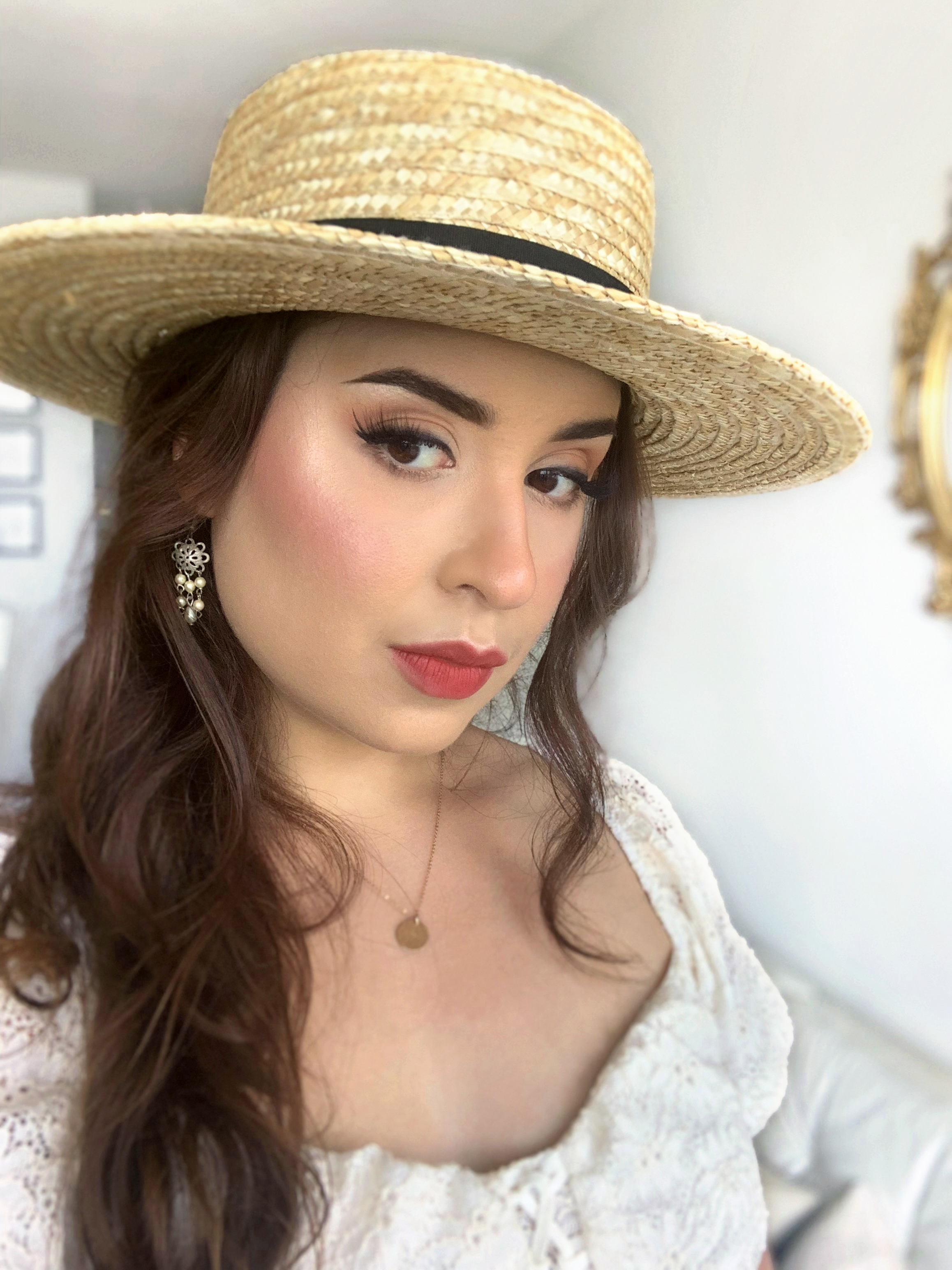 Soft Romantic Makeup | Sara du Jour