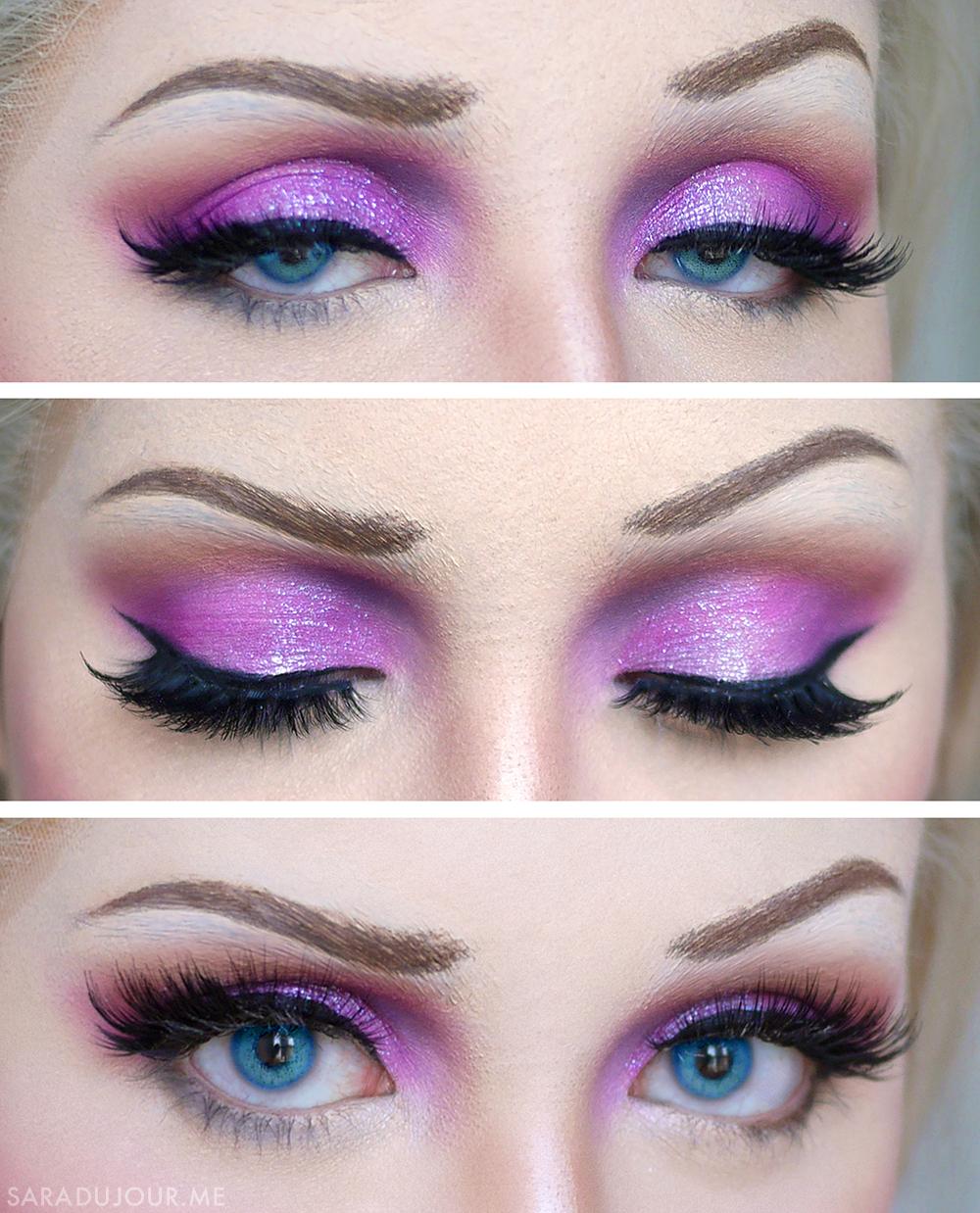 Elsa Frozen Cosplay Makeup | Sara du Jour