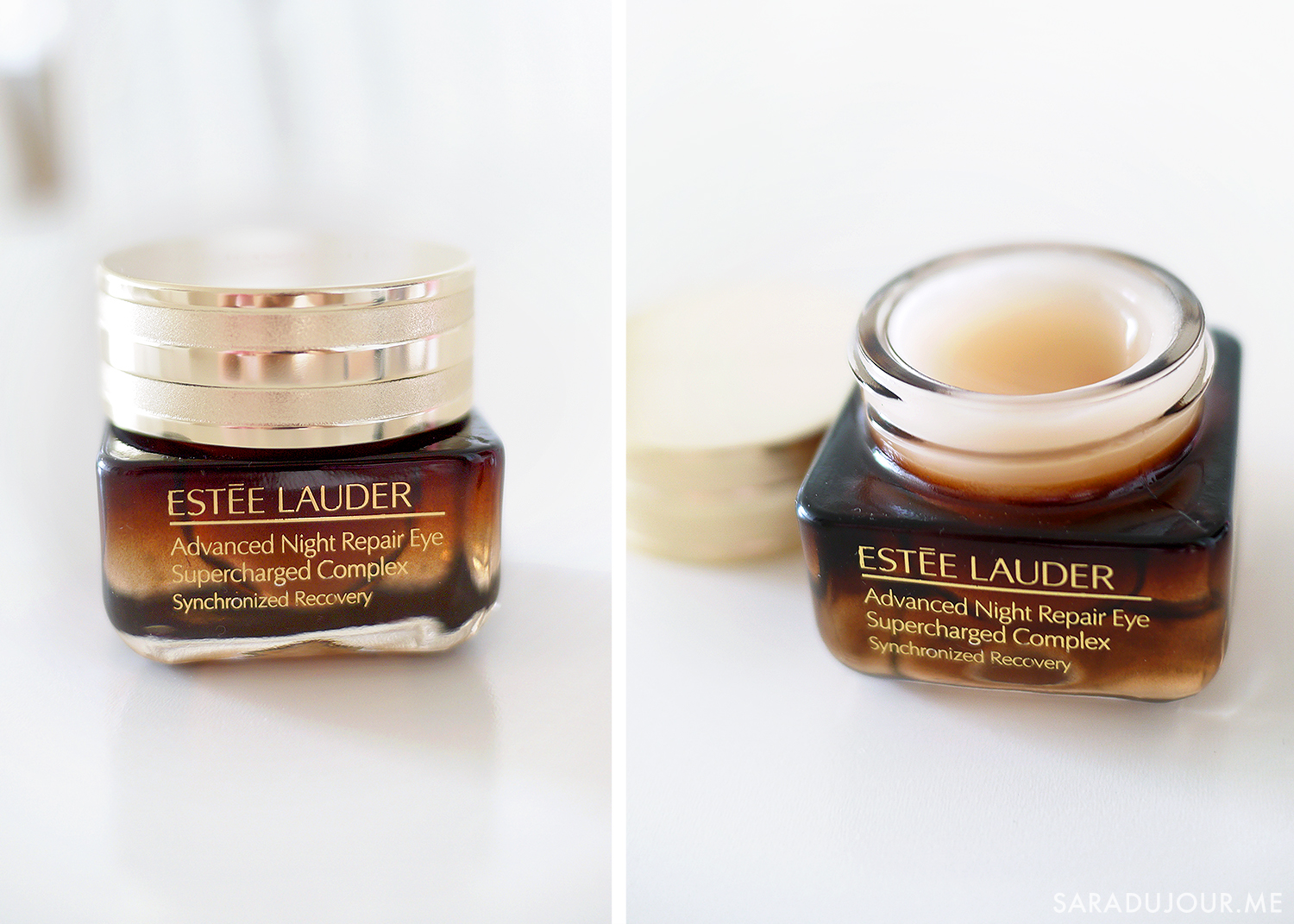 Estee Lauder Advanced Night Repair Eye Cream | Sara du Jour