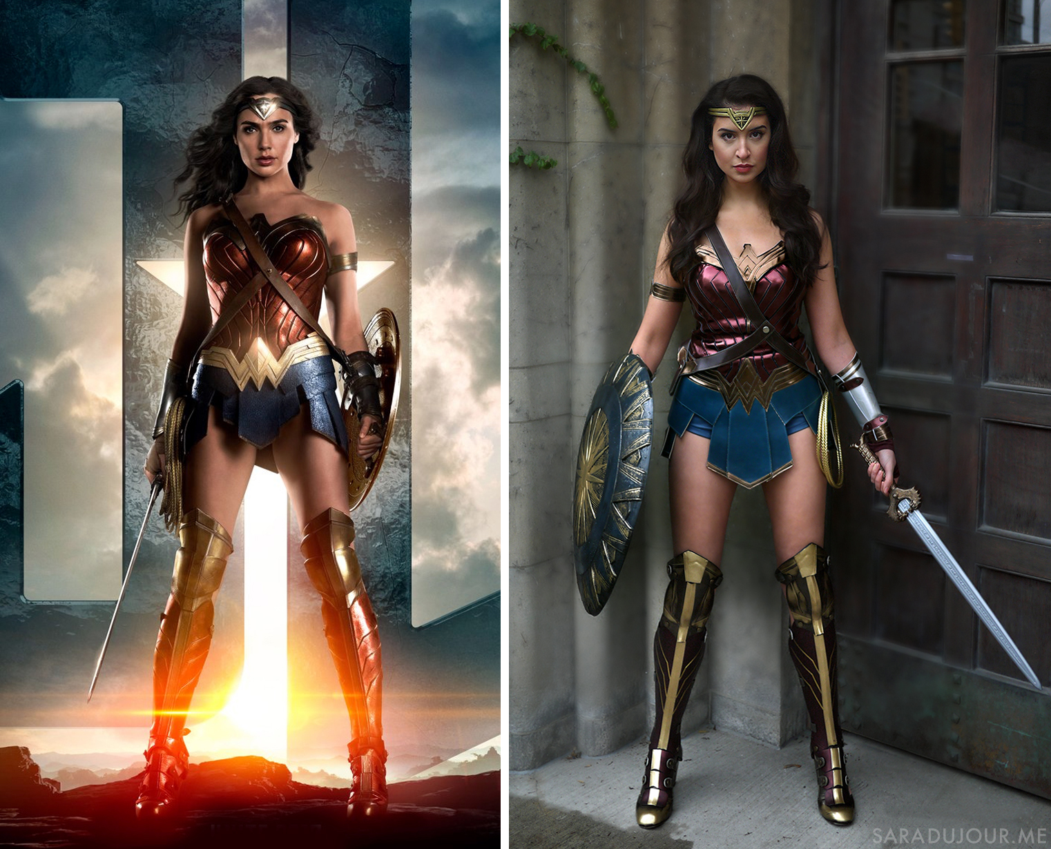 Wonder Woman Halloween Costume + Cosplay | Sara du Jour