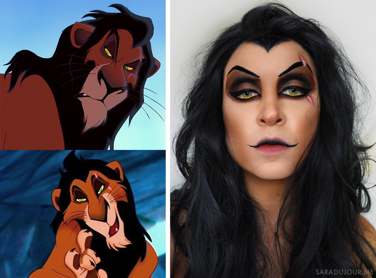 Scar - Lion King Halloween Costume + Cosplay | Sara du Jour