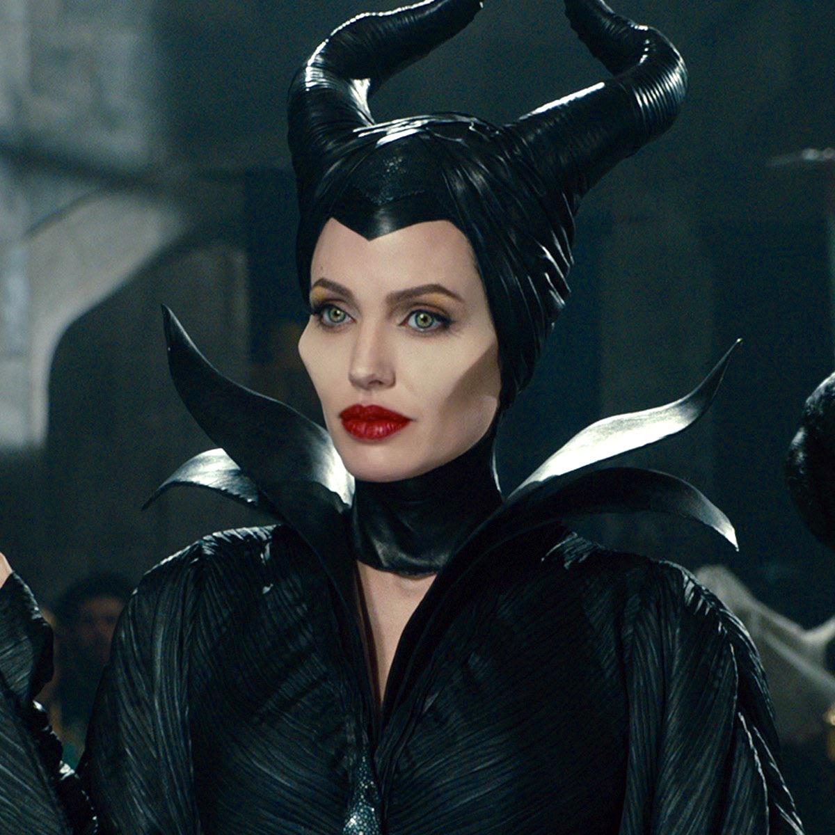Maleficent Movie Makeup - Angelina Jolie | Sara du Jour